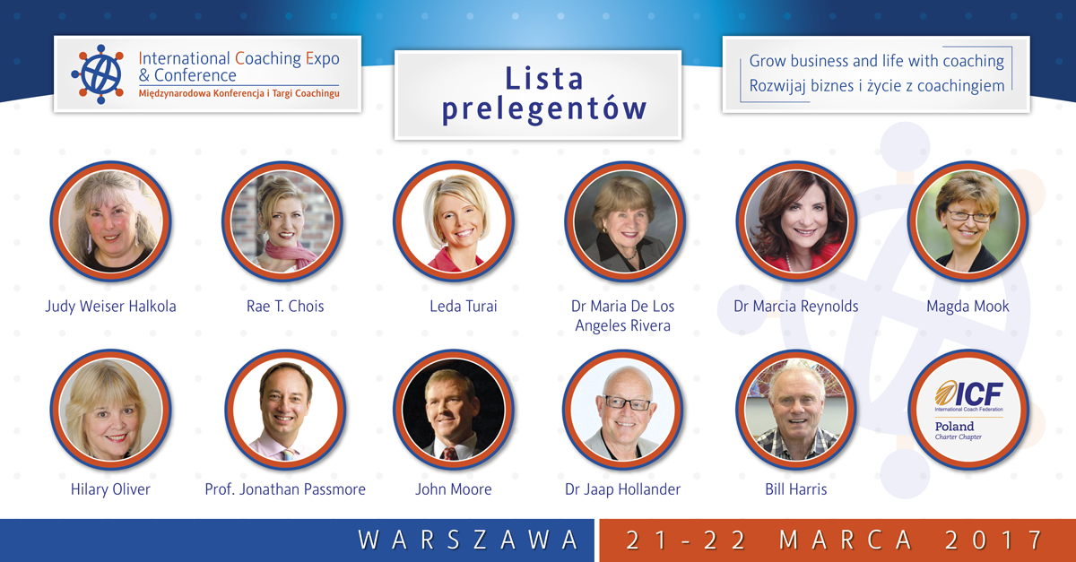 Międzynarodowa Konferencja ICF i Targi Coachingu