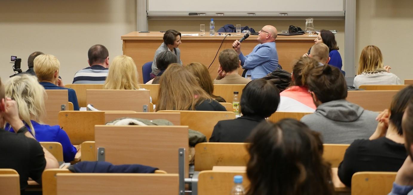 Jaap Hollander na Akademii Leona Koźmińskiego i trzy podejścia w coachingu.