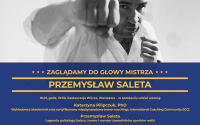 Zaglądamy do głowy MISTRZA – Przemysław Saleta