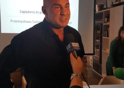 Przemyslaw Saleta - Zagladamy do głowy mistrza - MindSonar